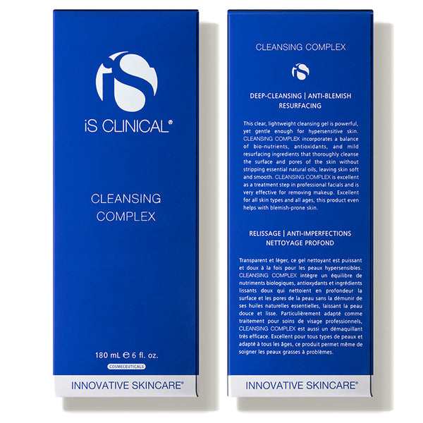 iS Clinical: Cleansing Complex Cleanser