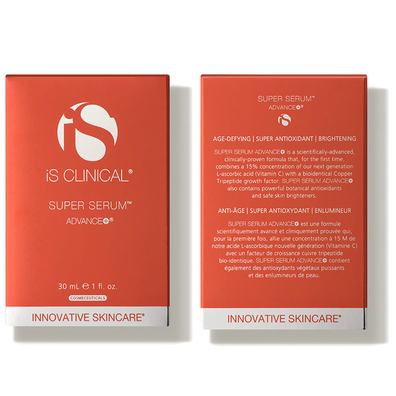 iS Clinical: Super Advance Serum+®