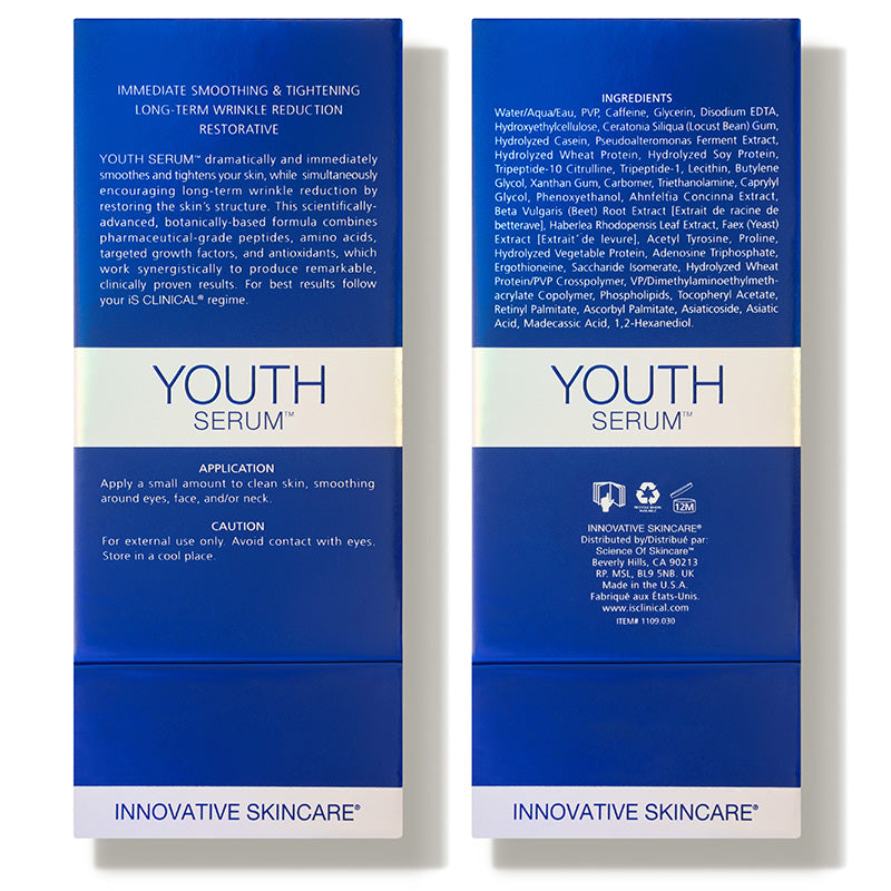 iS Clinical: Youth Serum