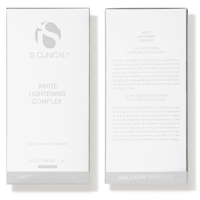 iS Clinical: Brightening Complex