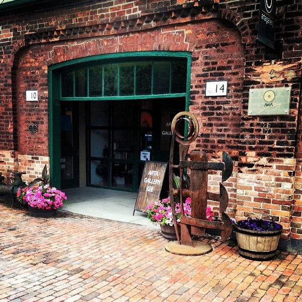 The Art of the Distillery District - Aug 3, 2016