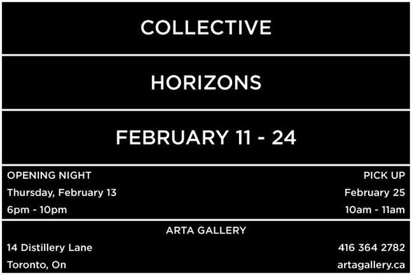 'COLLECTIVE HORIZONS' - February 10, 2014