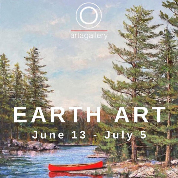 EARTH ART - JUN 13 - JUL 5 , 2020