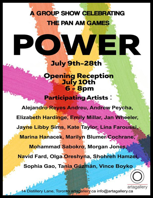 POWER - Celebrating the PAN AM Games - Jul 4, 2015