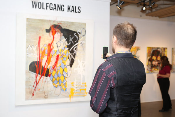 Wolfgang Kals - Opening Reception - November 07, 2013