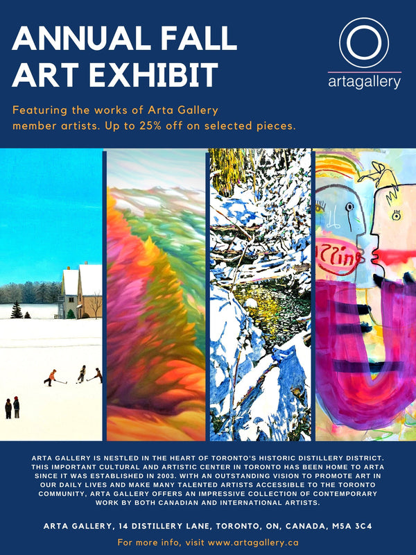Annual Fall Art Exhibitoin