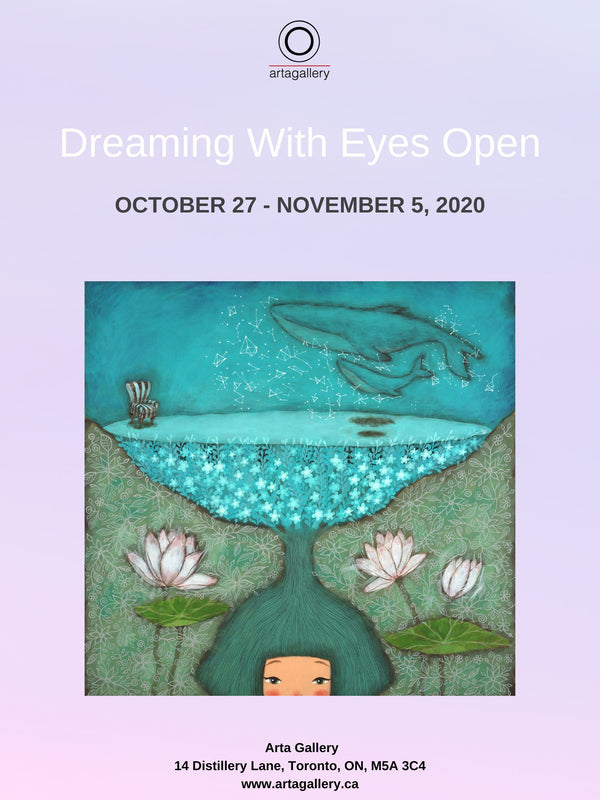 Dreaming with Eyes Open