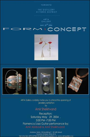 FORM & CONCEPT - May 29 - June 4, 2004