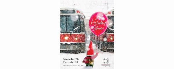 ARTA HOLIDAY SHOW - November 18 - December 28, 2019