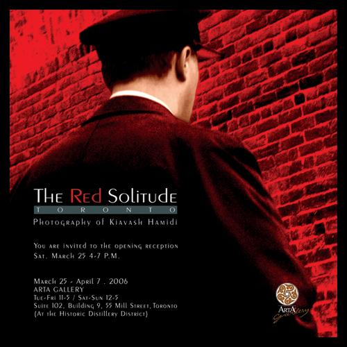 THE RED SOLITUDE - March 24 - April 6, 2006