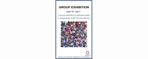 GROUP EXHIBITION - June 19 - July 7, 2015