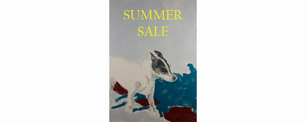 SUMMER SALE - July 25 - August 27, 2013