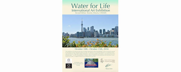 WATER FOR LIFE - October 10 - 15, 2018