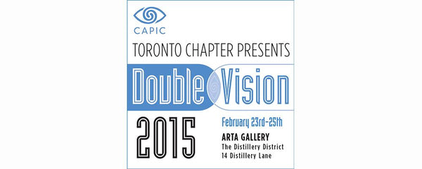 CAPIC'S DOUBLE VISION 2015 - February 23 - 25, 2015