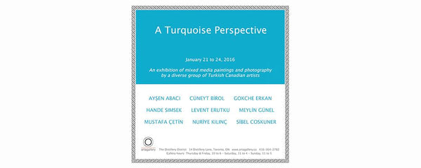 TURQUOISE PERSPECTIVE - January 21 - 24, 2016