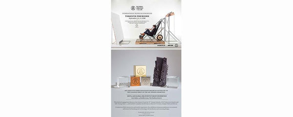 ADC TRAVELING EXHIBITION MAKES ITS CANADIAN DEBUT IN TORONTO @ ARTA - September 11 - 16, 2014