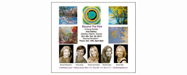 'BEYOND THE PALE' - October 8 - 22, 2013