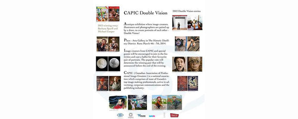 CAPIC'S DOUBLE VISION 2014 - March 4 - 7, 2014