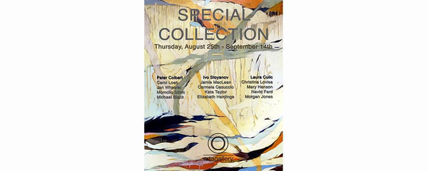 SPECIAL COLLECTION - August 1 - 31, 2016