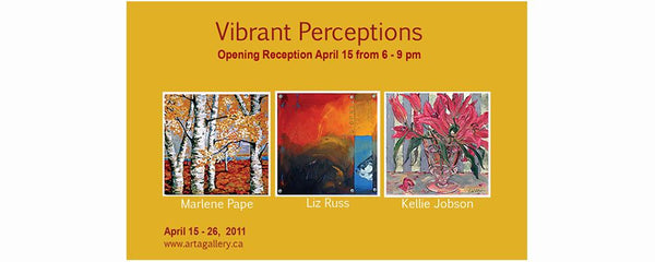 VIBRANT PERCEPTIONS - April 12 - 26, 2011