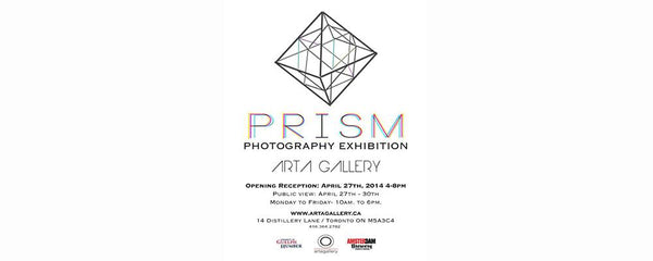 PRISM: PHOTOGRAPHY EXHIBITION - April 27 - 30, 2014
