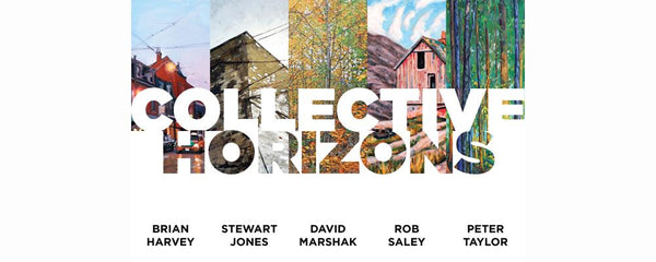 COLLECTIVE HORIZONS - February 10 - 24, 2014