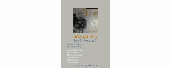 GROUP EXHIBITION - July 6 - August 5, 2010