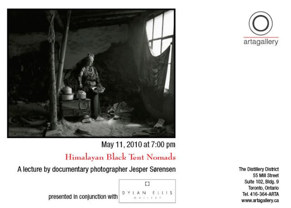 Himalayan Black Tent Nomads, A lecture by Jesper Sorensen 0- May 11, 2010