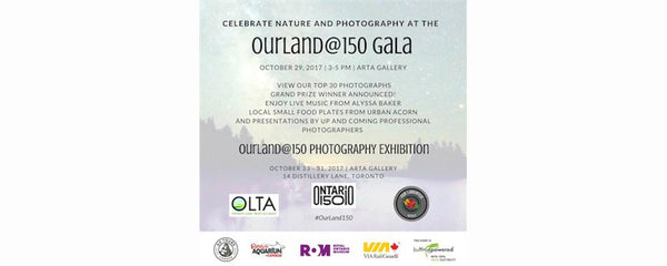 OURLAND @ 150 GALA - October 23 - 31, 2017