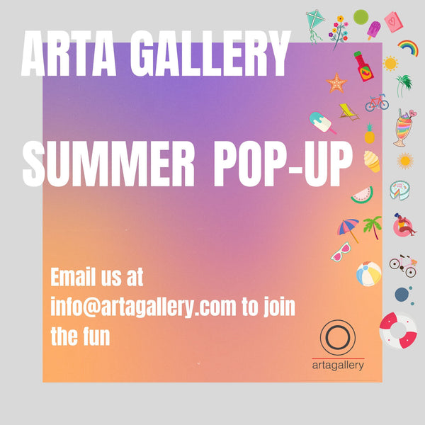 Pop Ups at Arta Gallery