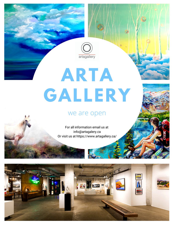 "Visit Arta Gallery and See the ""Earth Art"" Exhibition"
