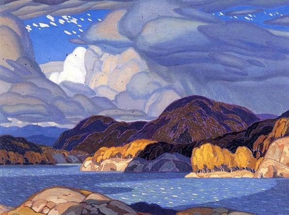 Who Is Alfred Joseph Casson?