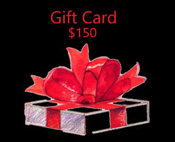 $150 Gift Card Gift Card Arta Gallery
