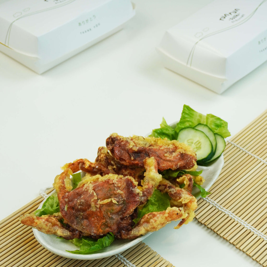 Soft Shell Crab (2pcs)