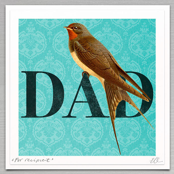 Father's Day - Swallow