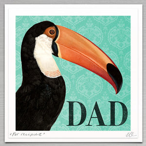Father's Day - Toucan