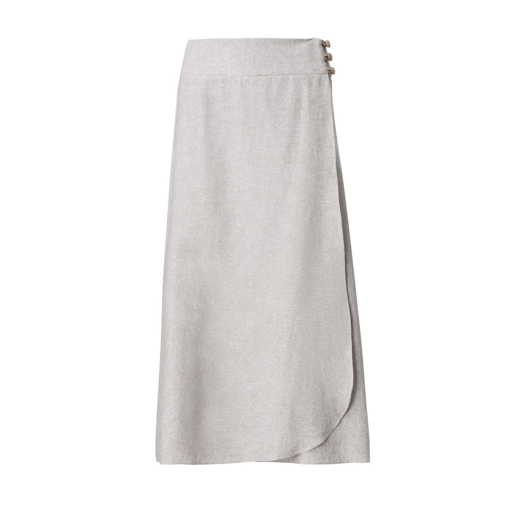 Porto Skirt in Grey | Resort