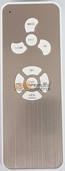 Ceiling Fan Remote V1 (GE-SBDS700R)