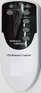 Brand New Original Amasco Ceiling Fan Remote Control - AFH88