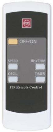 Brand New Original KDK Remote Control for KK400 KK-400