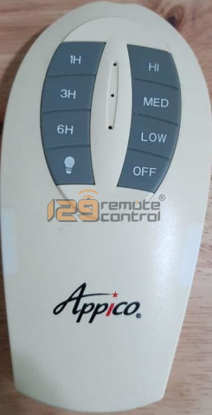 Appico Ceiling Fan Remote Control Singapore