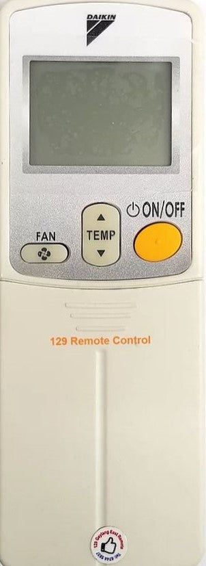 New Basic Quality Daikin AirCon Remote Control for BRC4C159 (New Substitute)