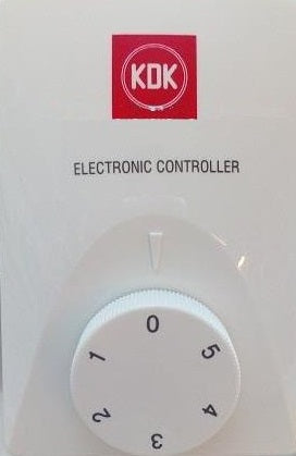 Genuine New Original KDK Ceiling Fan Remote Control Wired Wall Switch