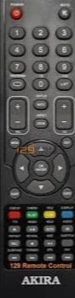 Genuine New Original Akira Tv Led Remote Control