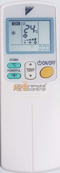 Genuine New Original Daikin Aircon Remote Control For Arc433B47