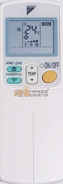 Genuine New Original Daikin Aircon Remote Control For Arc433B71
