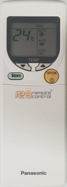 Genuine New Original Panasonic Aircon Remote Control For A75C2620