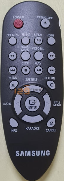 Genuine New Original Samsung Sound Bar Remote Control - Ak59-00103D