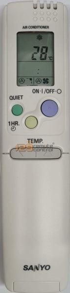 Genuine New Original Sanyo Aircon Remote Control