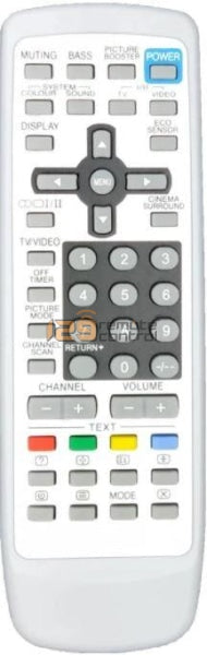 Jvc Tv Remote Control Replacement